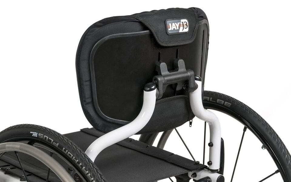 Freestyle Backrest System for Freedom of Movement
